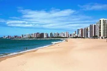 Flat Golden Fortaleza
